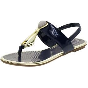 618c9ad44f Scarpin Azul Marinho Verniz!!! Sandalias Beira Rio - Sapatos no ...