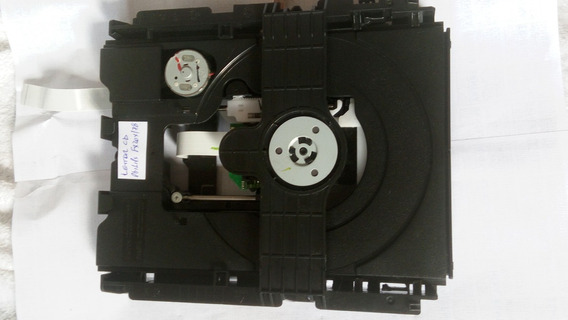 Unidade Leitor Cd Mecanismo Completo Philips Fx20x /78