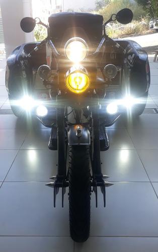 Triciclo Customizado Motor 1600 Vw