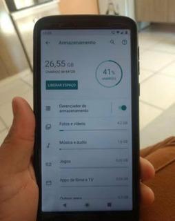 Celular Motog 6 Plus