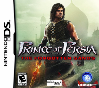 Prince Of Persia The Forgotten Sands Nds