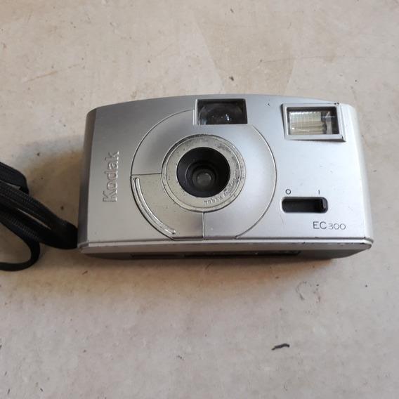 Câmera Fotografica Analógica Kodak Ec 300