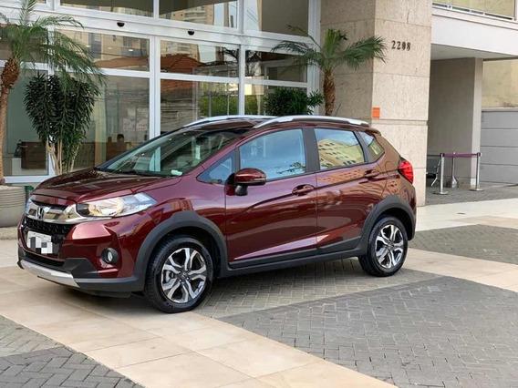 Honda Wr-v 2018 1.5 Ex Flex Aut. 5p