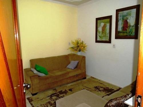 Imagem 1 de 11 de Casa Para Venda Em Araras, Jardim Santa Catarina, 2 Dormitórios, 1 Banheiro, 2 Vagas - V-041_2-488588