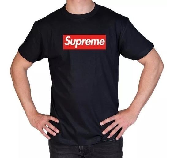Playera Hombre Supreme Estampado