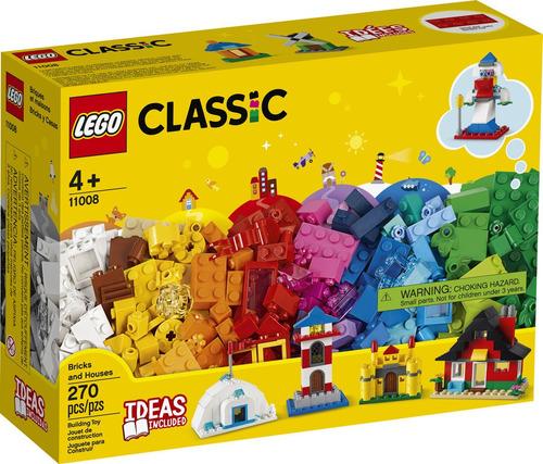 Lego® Classic - Ladrillos Y Casas (11008)
