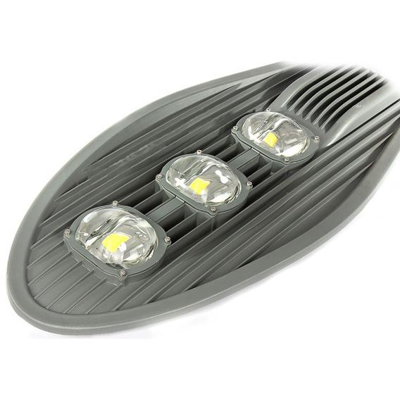 Luminária Led 150w Iluminação Pública Poste Prova D
