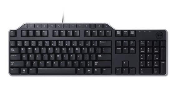 Teclado Multimídia Usb Dell Kb522