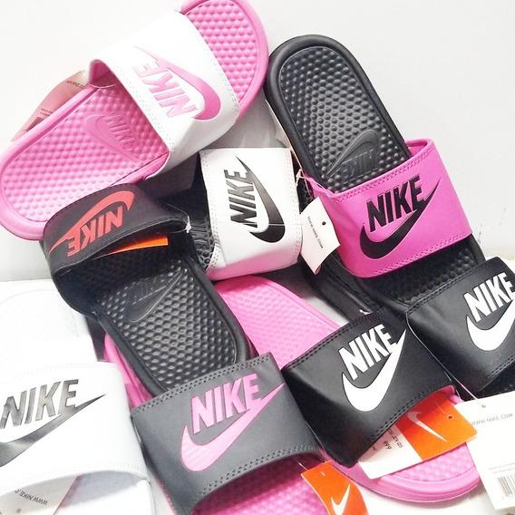 Cholas Chancletas Cotizas Nike Air Jordan adidas Damas Crocs