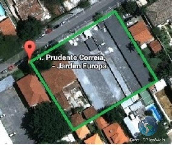 Há Uma Quadra Da Faria Lima E Do Shopping Iguatemi - Br323