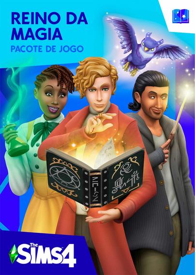 The Sims 4 Pc Completo Todas Expansões 2019 Mídia Digital
