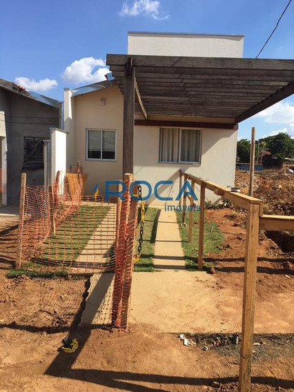 Casa - 2 Quartos - Centro - 13971