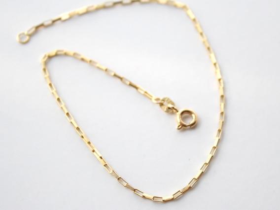 Pulseira De Ouro 18k Masculino Cartier 20cm