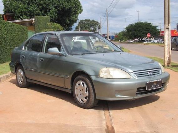 Honda Civic Lx 1.5 16v, Sem Garantia