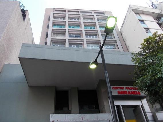 Miguelquinterorah Oficinas En Alquiler Chacao 19-19639