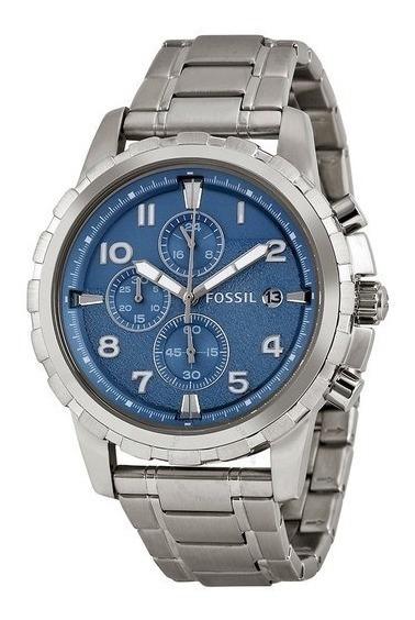 Relógio Fossil - Fs5023 - Prata