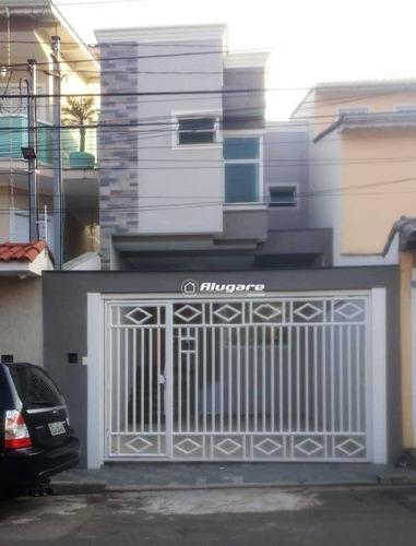 Sobrado À Venda, 168 M² Por R$ 780.000,00 - Jardim Santa Clara - Guarulhos/sp - So0263