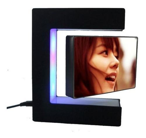 Imagem 1 de 2 de Porta-retratos Magnético Com Iluminação De Led Decorativo