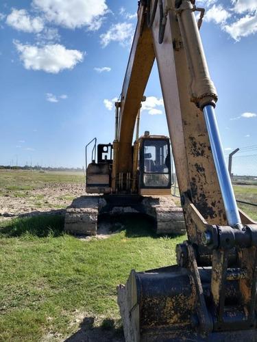 Excavadora Cat. 320l