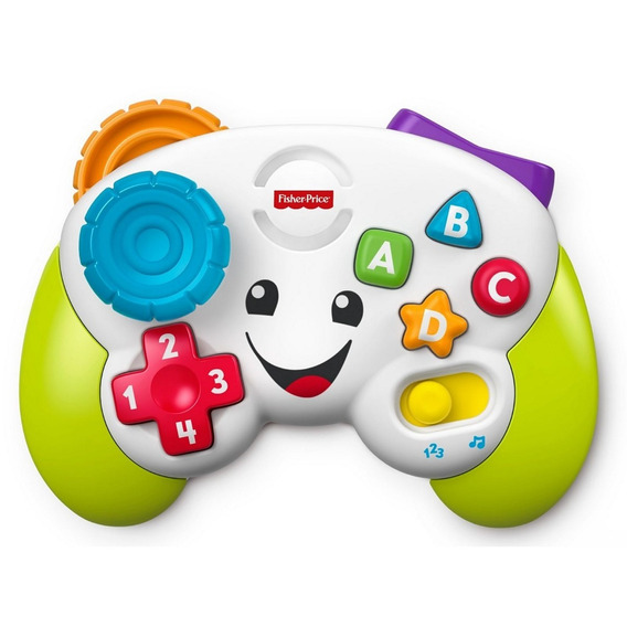 Fisher Price Controle Videogame Fwg11 - Mattel