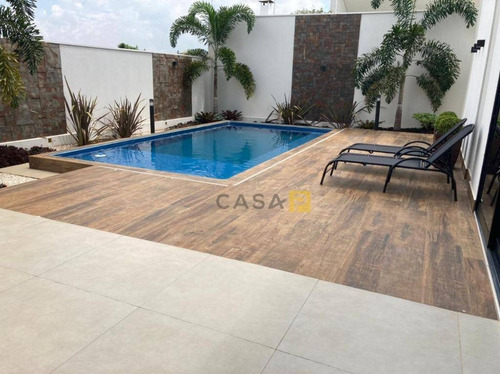 Casa Com 3 Dormitórios À Venda, 218 M² Por R$ 1.900.000,00 - Loteamento Residencial Jardim Villagio - Americana/sp - Ca1020