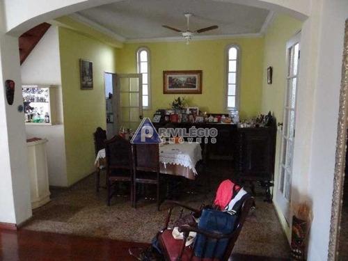 Casa À Venda, 3 Quartos, 1 Suíte, Urca - Rio De Janeiro/rj - 3766