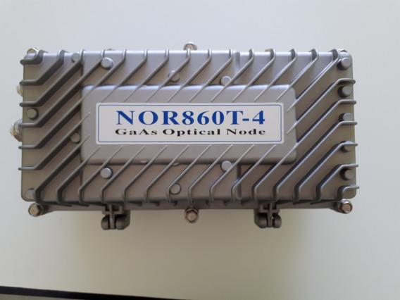 Node Nor860t Optico 4 Saida Tv A Cabo