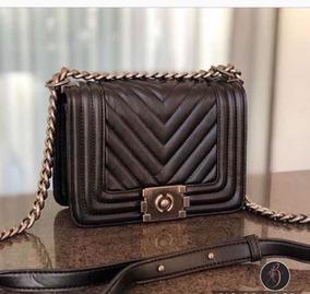 3b106a0de Bolsa Chanel Inspiração - Bolsas no Mercado Livre Brasil