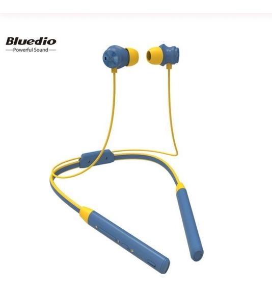 Fone De Ouvido Bluedio Tn2 Sem Fio Caminhada Azul 2140