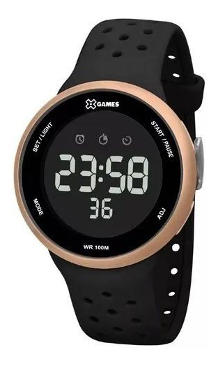 Relógio X-games Digital Xmppd547 Preto
