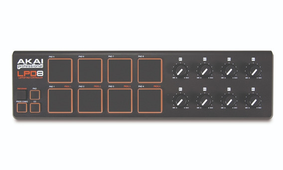 Controlador De Laptop Lpd 8 V2