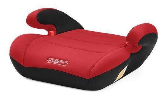 Assento Infantil Elevação Automotivo 22-36 Kg (vermelho) Multikids Baby Segurança Para O Seu Filho