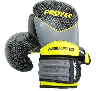 Guantes Max Pro Boxeo Proyec Box Kick Muay Thai Importados