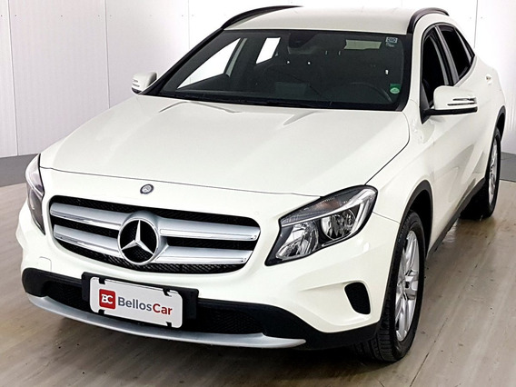 Mercedes Gla 1.6 Cgi Advance 16v Turbo Flex 4p Automátic...