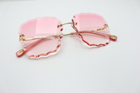 Óculos De Sol Miu Fashion