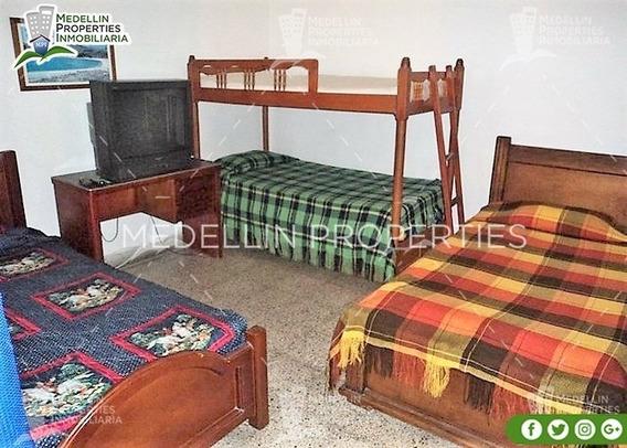 Apartamentos Amoblados Economicos En Medellin Cód: 4280