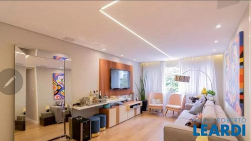 Imagem 1 de 15 de Apartamento - Moema Índios  - Sp - 635300