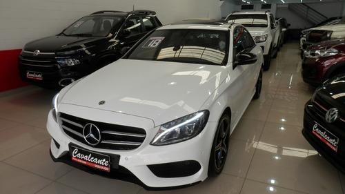 Imagem 1 de 14 de Mercedes-benz C300 Sport Aut.9***2018***único Dono***c/teto
