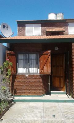 Duplex 6 Pers Mar Del Tuyu A 1 Del Mar Cochera Parri Directv
