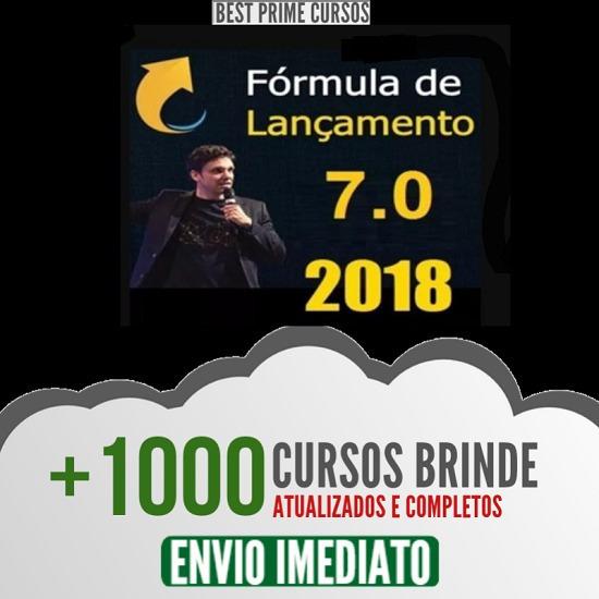 Formula De Lancamento 7.0 - Erico 2019 + 1000 Brindes