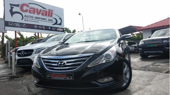 Hyundai Sonata Y20 Limited Negro 2013