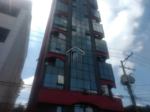 Sala Comercial Para Locação, No Centro. 50 Metros 1 Vaga De Garagem. - 10009gi