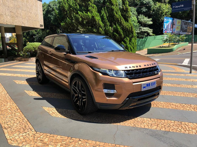 Evoque Dynamic Tech Coupê 2.0 Awd Turbo 240cv 2014