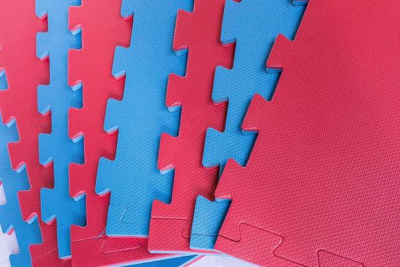 Kit Jiu-jitsu Com 6 Tatames (100x50cm) 40mm