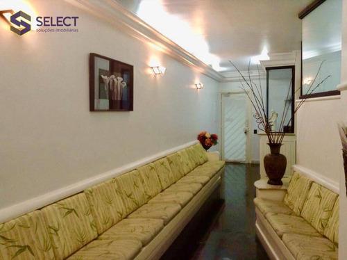 Sala, 112 M² - Venda Por R$ 399.000,00 Ou Aluguel Por R$ 2.600,00/mês - Centro - São Bernardo Do Campo/sp - Sa0050