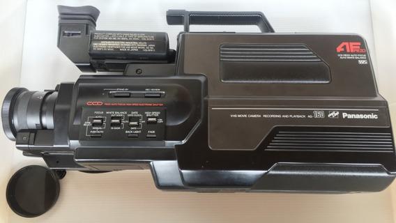 Filmadora Panasonic Ag - 160 Af Piezo - Item Colecionador !!
