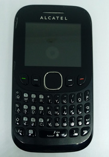 1° Celular One Touch Tribe 3000h Preto S/ Garantia C/ Avaria