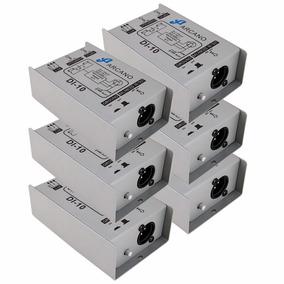 Kit 6 Direct Box Passivo Arcano Di-10 Melhor Custo Benefício