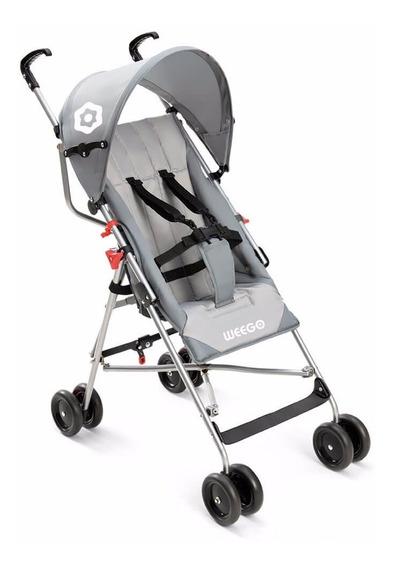 Carrinho De Bebê Weego Way Multilaser Modelo Guarda Chuva