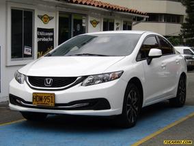 Honda Civic Lx Aut